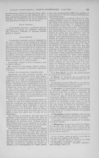 Tome 42 : Du 17 avril au 4 mai 1792 - page 729