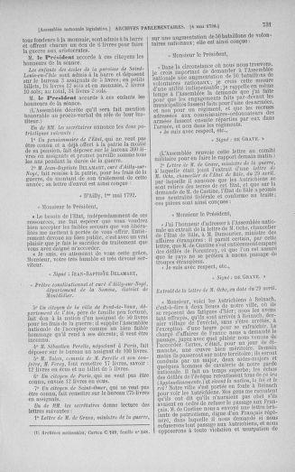 Tome 42 : Du 17 avril au 4 mai 1792 - page 731