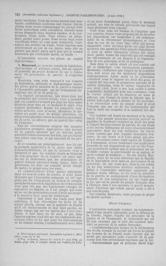 Tome 42 : Du 17 avril au 4 mai 1792 - page 732