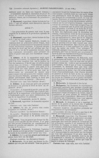 Tome 42 : Du 17 avril au 4 mai 1792 - page 734