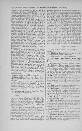 Tome 42 : Du 17 avril au 4 mai 1792 - page 740