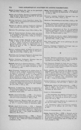 Tome 42 : Du 17 avril au 4 mai 1792 - page 774