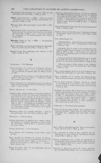Tome 42 : Du 17 avril au 4 mai 1792 - page 800