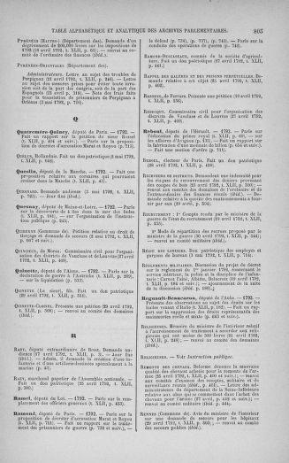 Tome 42 : Du 17 avril au 4 mai 1792 - page 805