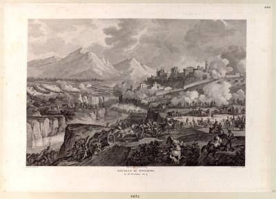 Bataille de Roveredo le 18 fructidor an 4 [estampe]