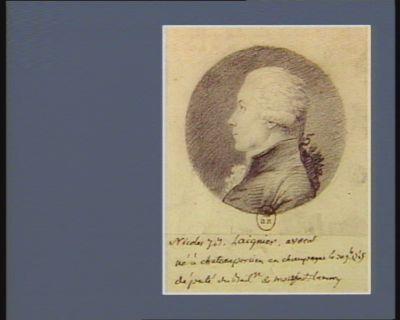 Nicolas J.B. Laignier, avocat [dessin]