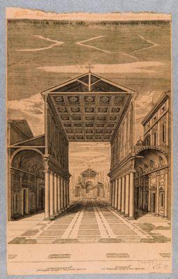 Chiesa di Santa Maria Maggiore, interno