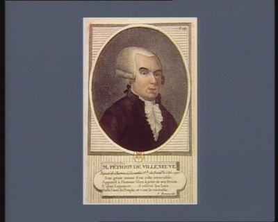 M. Péthion de Villeneuve député de Chartres à l'Assemblée n.le, élu presid.t le 5 déc. <em>1790</em> : [estampe]