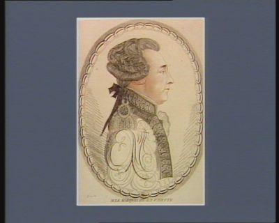 M. le marquis de La Fayette commandant de la Garde nationale et parisienne : [estampe]