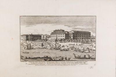 Porto di Ripa Grande, veduta generale