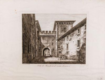 Mura vaticane e porta di Alessandro VI