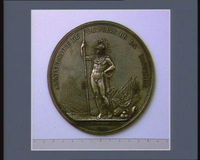 ANNIVERSAIRE DE LA PRISE DE LA BASTILLE CÉLÉBRÉ LE 14 JUILLET // 1790