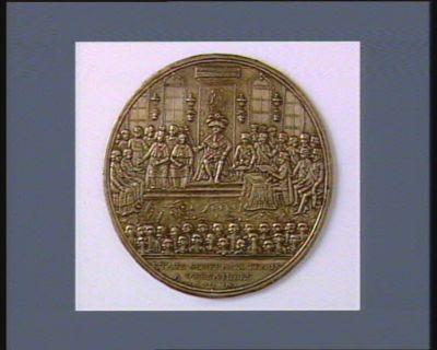 ETATS GENERAUX TENUS // A VERSAILLES // LE 5 MAI 1789