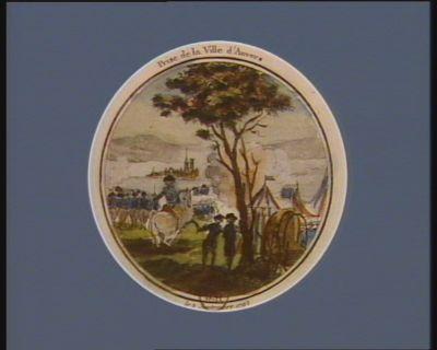 Prise de la ville d'Anvers le 2 septembre 1792 [i.e. 18 novembre] : [estampe]