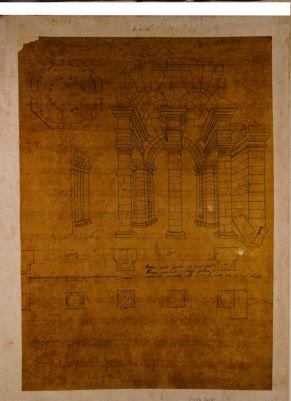 Edifizio molto grande che dicesi opera di Pompeo