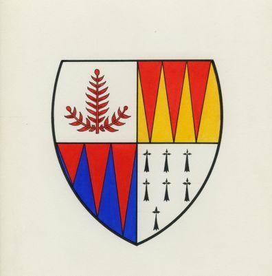 Stanford University. Graduate Division. Coat of Arms