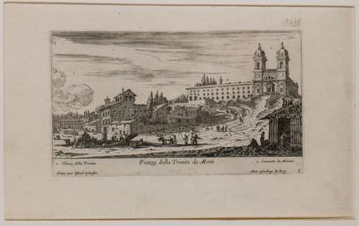 Piazza della Trinità dei Monti