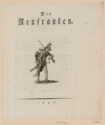 Die  Neufranken [estampe]