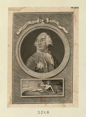 Louis Philippe Joseph d'Orléans [estampe]