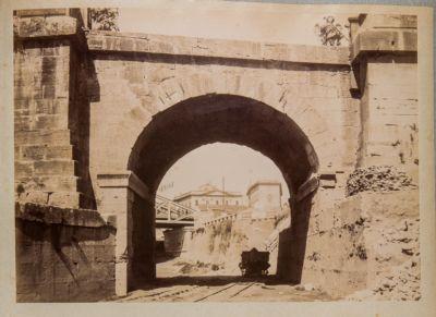 Ponte Elio, spalla destra