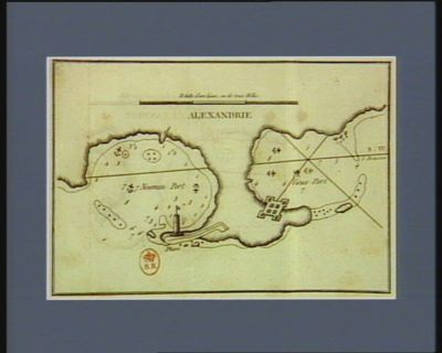 Alexandrie [estampe]