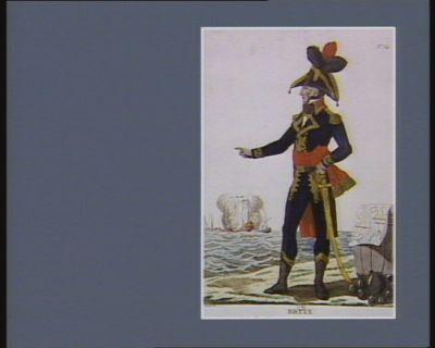 Bruix grand amiral de la République française commandant en chef la flotille à Boulogne contre l'Angleterre : [estampe]