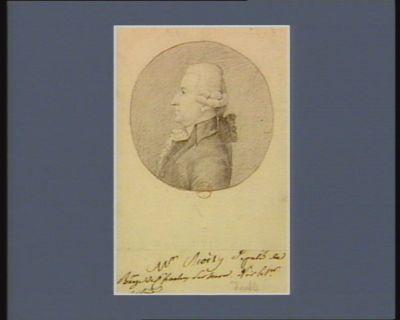 M. Choisy député du bailliage de Chaalons-sur-Marne [dessin]