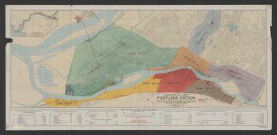 City map of Roseburg Oregon including Canyonville Dillard Green