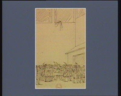 [Deuxième événement du vingt juin <em>1789</em>] [dessin]