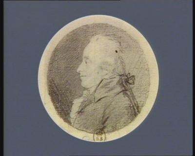 Antoine François Gauttier des Orcières né à Bourg en Bresse le 28 X.bre 1752 député du baillage de Bourg-en-Bresse à l'Assemblée nationale : [dessin]