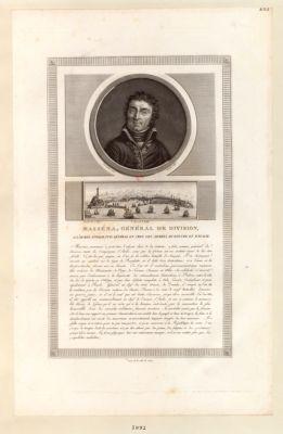 Masséna, général de division, et depuis général en chef de l'armée d'Italie [estampe]