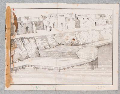 Marmorata, resti di un approdo del periodo classico