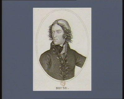 Brune [estampe]