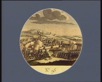 N.o 95 20 novembre. Capitulation de la ville de Namur... : [estampe]