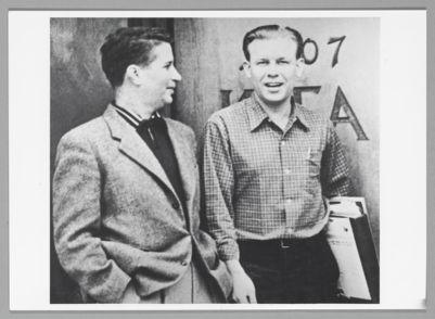 Turk Murphy and Phil Elwood