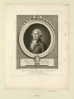 Hugues de Lusignent député de la ville de Paris : [estampe]