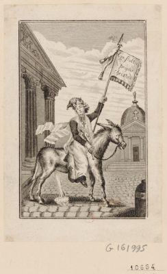 Ego stultus propter Christum [estampe]