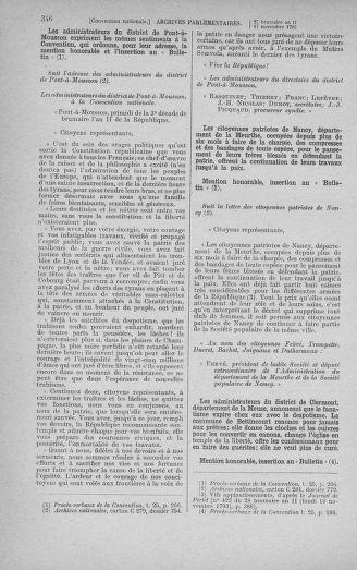 Tome 79 : Du 11 au 23 novembre 1793 - page 346