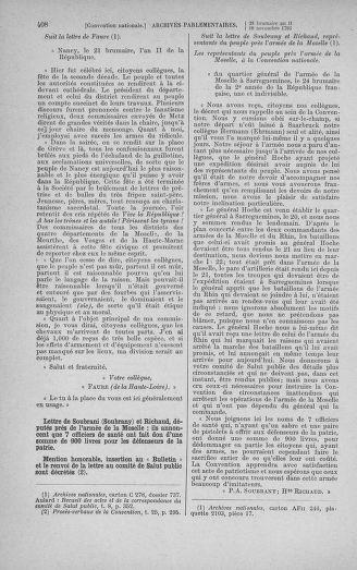 Tome 79 : Du 11 au 23 novembre 1793 - page 408
