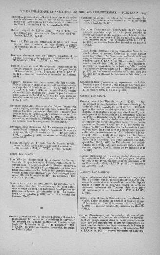 Tome 79 : Du 11 au 23 novembre 1793 - page 747