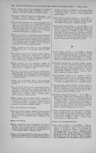 Tome 79 : Du 11 au 23 novembre 1793 - page 758