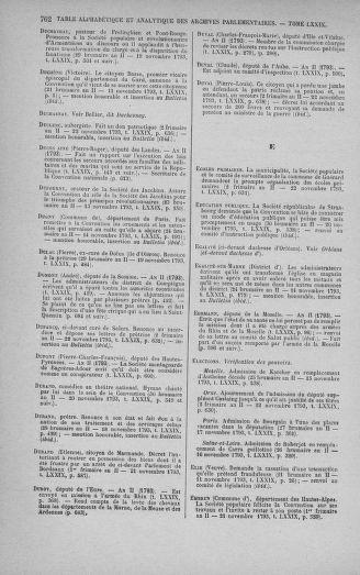 Tome 79 : Du 11 au 23 novembre 1793 - page 762