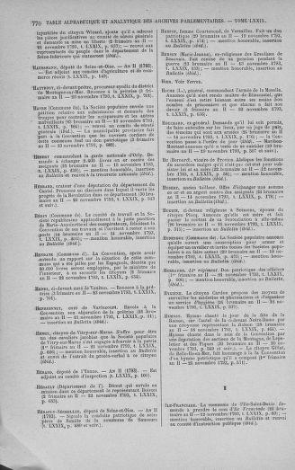 Tome 79 : Du 11 au 23 novembre 1793 - page 770