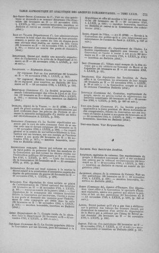 Tome 79 : Du 11 au 23 novembre 1793 - page 771