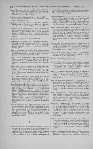 Tome 79 : Du 11 au 23 novembre 1793 - page 786