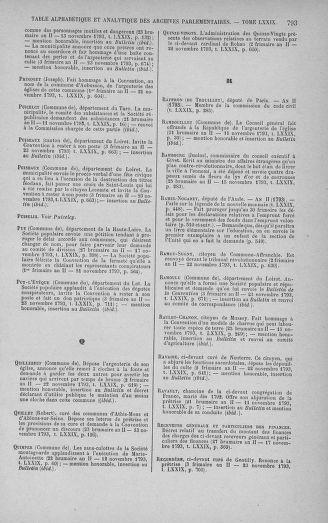 Tome 79 : Du 11 au 23 novembre 1793 - page 793