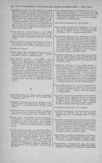 Tome 79 : Du 11 au 23 novembre 1793 - page 796