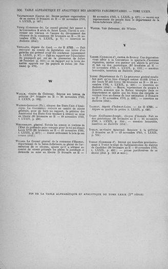 Tome 79 : Du 11 au 23 novembre 1793 - page 806
