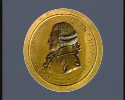 H.E G.ET MIRABEAU DEPUTE DU TIERS ETAT EN 1789 LES PRIVILEGES PASSERONT // OU LE PEUPLE EST IMMORTEL.