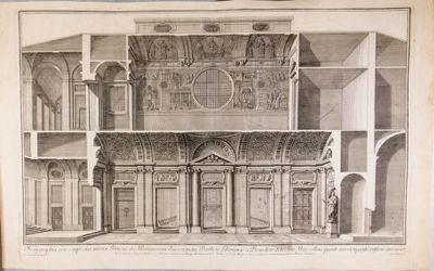 Chiesa di Santa Maria Maggiore, Portico e loggiato superiore